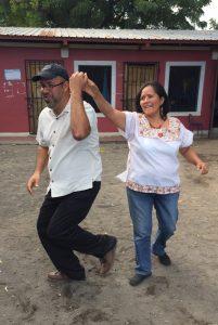 Ramon & Ada at Acahual