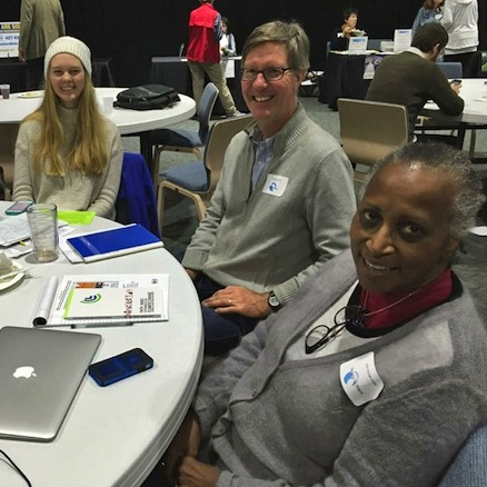SEYM Friends Attend InterFaith Climate Conference