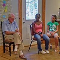 SEYM Friends Lead Workshops At Koinonia Peacebuilders Camp