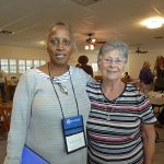 Beverly Ward & Barb Letsch