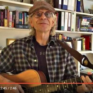 Peace, Peace, Peace: A Song By Peter Crockett