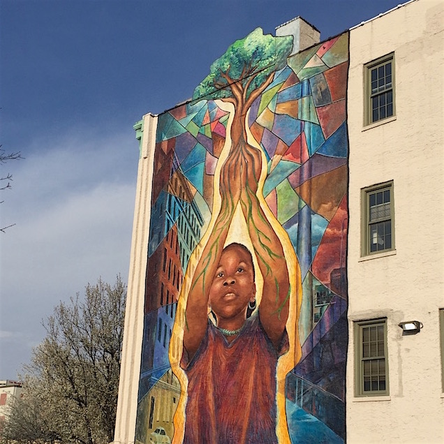 Mural From Philadelphia 2