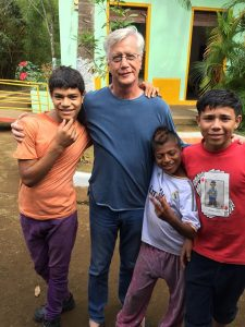 Children of Los Quinchos with Herb Haigh