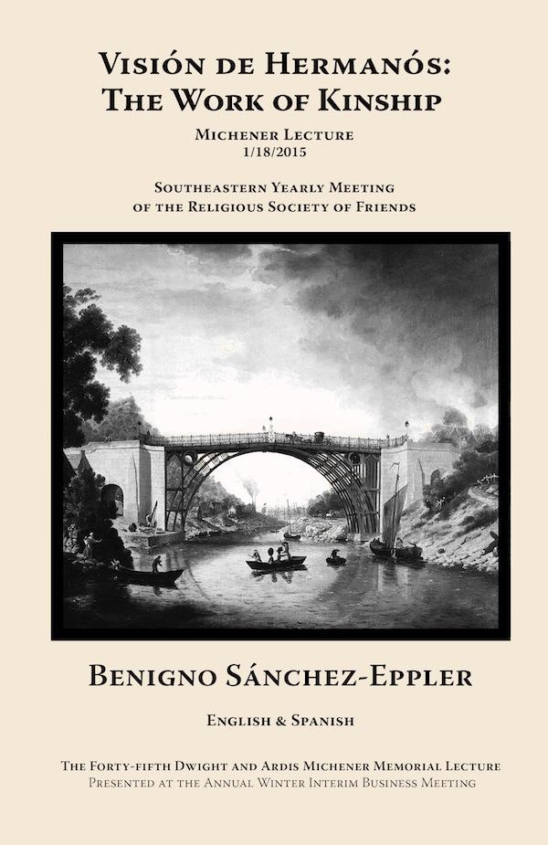 Benigno Sanchez-Eppler COVER