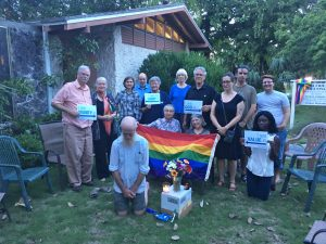 Miami Meeting vigil, 6/14/16. photo: Brian Olson