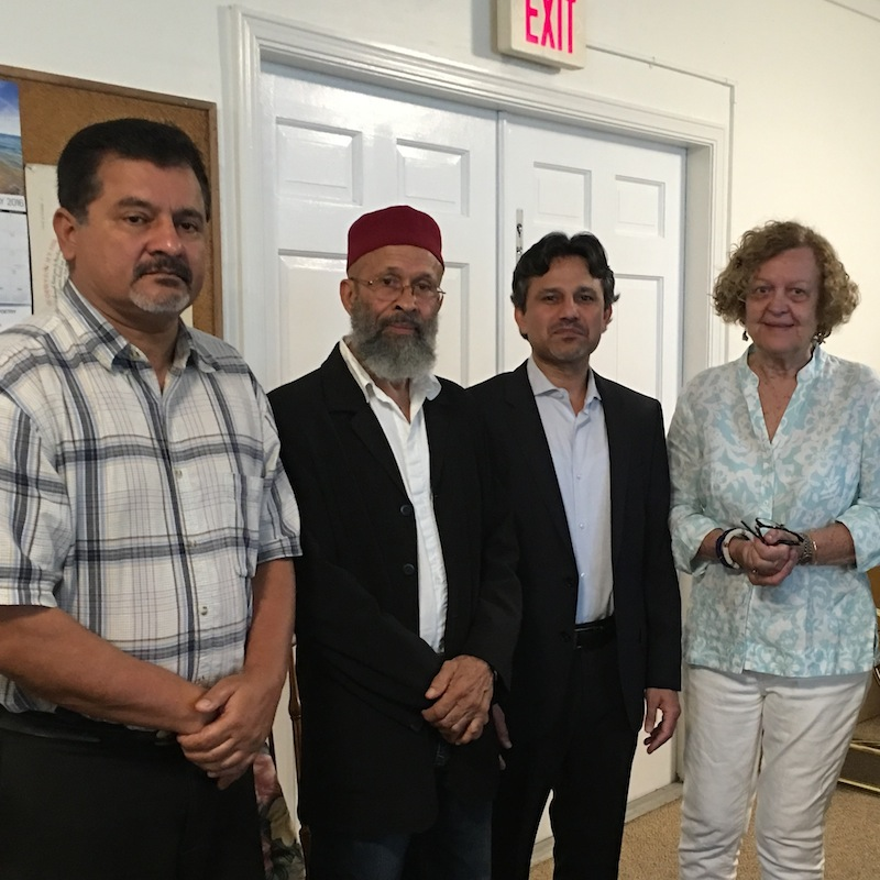 Countering Islamophobia, Building Bridges