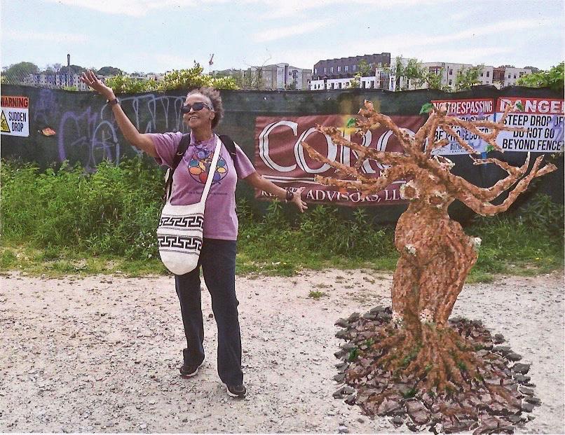 Earth Day 4/22/17 With The Pachamama, Atlanta, GA