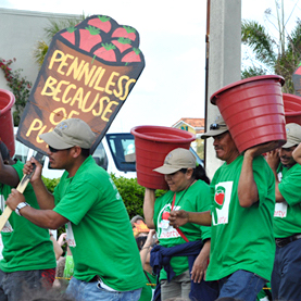 Sarasota Friends & Coalition Of Immokalee Farmworkers