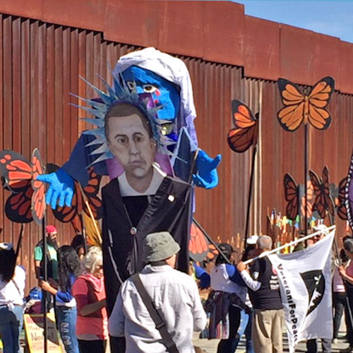 Report From The Border Encuentro