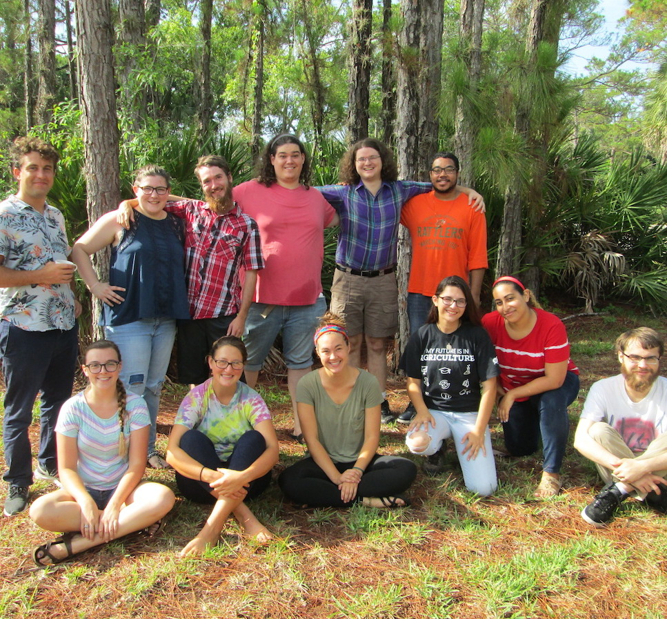 Young Adults Enjoy Retreat In Sarasota