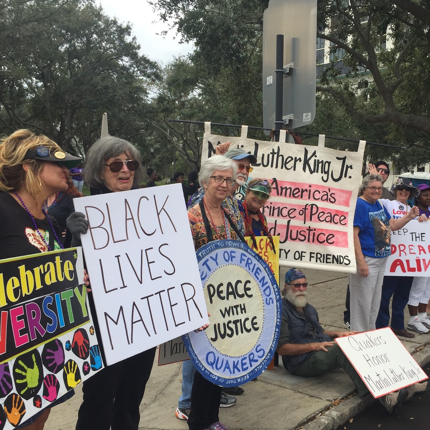 St. Petersburg Meeting: Statement On Black Lives Matter